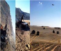 بعد ذكرها في «الاختيار2» .. تفاصيل ثأر القوات المسلحة لحادث الواحات