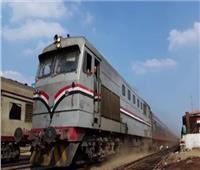 توقف حركة القطارات بخط الفيوم بسبب تعطل القطار رقم 153