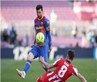 ترتيب جدول «الليجا الإسبانية» بعد تعادل برشلونة وأتلتيكو