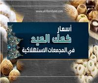 إنفوجراف   ننشر أسعار كعك العيد في المجمعات الاستهلاكية
