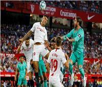 موعد مباراة ريال مدريد وإشبيلية والقنوات الناقلة