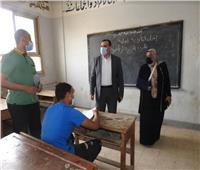 «تعليم المنوفية» تتابع انتظام سير امتحانات المدارس الإعدادية والثانوية الرياضية