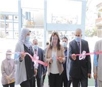 افتتاح مدرسة دمياط الثانوية الفنية التجارية بدمياط بتكلفة ٩ مليون جنيه