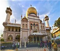 مسجد السلطان في سنغافورة من أجمل المساجد في آسيا.. صور