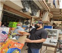 تحرير 19 محضر تموين  وإعدام 100 كجم أغذية فاسدة بالمنوفية