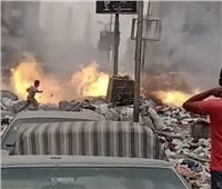 حريق «الغاز» بشبرا الخيمة.. «بوابة أخبار اليوم» حذرت والمسؤولين تجاهلوا | فيديو