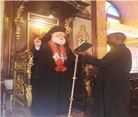 البابا ثيودروس يحتفل بـ«أحد توما» في الإسكندرية
