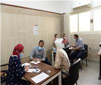 جامعة أسيوط تعطي الجرعة الأولى من لقاح كورونا لـ 120 ألف شخص من أبنائها