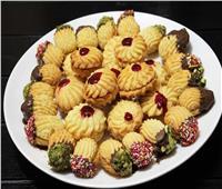 حلويات العيد| طريقة عمل البيتي فور بدون بيض