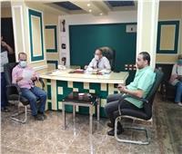 رئيس مدينة الأقصر يعقد اجتماعاً لمناقشة استعدادات عيد الفطر