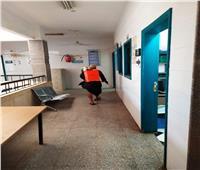 رفع 8 أطنان مخلفاتوتراكمات في حملة نظافة بالزينية شمال الأقصر