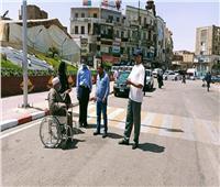 ضبط 26 حالة تسول في أول يوملأعمال لجنة محاربة التسول بـ«قنا»