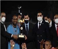 وزير الرياضة يشهد نهائي كأس مصر لـ«الميني فوتبول»