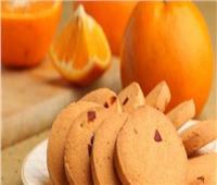 في العيد| طريقة تحضير بسكويت البرتقال