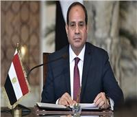 رئيس القضاء الأعلى يهنئ الرئيس السيسي بمناسبة عيد الفطر