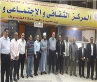 سعفان للقيادات النقابية بالإسكندرية: العمال عصب الاقتصاد وأساس بنائه ونهضته