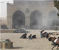 الرئاسة الفلسطينية: اعتداءات الاحتلال بحق المصلين في الأقصى تحدٍ جديد للمجتمع الدولي