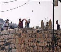 الهلال الأحمر: إصابة 305 فلسطينيين خلال المواجهات في الأقصى مع الاحتلال