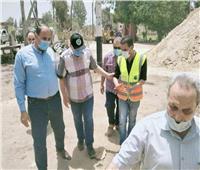 «بتكلفة 87 مليون» انشاء مشروع صرف صحى بقرية الشوافين
