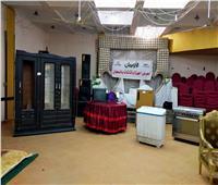 إقامة معرض للآثاث والأجهزة الكهربائية بالمجان لغير القادرين بكفر الدوار