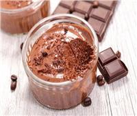 حلويات العيد| طريقة عمل موس الشيكولاتة