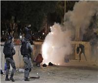 تجدد المواجهات بين الفلسطينيين وقوات الاحتلال في المسجد الأقصى