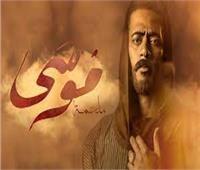 محمد رمضان «البطل الشعبي» الذي تصدى للإسرائيليين في «موسي»