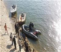 البحث عن جثة شاب وابنته غرقا في نهر النيل بالمنيا