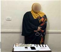 القبض على 10 عاطلين بحوزتهم مخدرات في 4 محافظات |صور