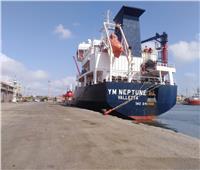 اقتصادية قناة السويس: شحن 3050 طن صودا كاوية من ميناء غرب بورسعيد