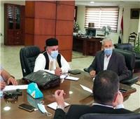 الزراعة: تعزيز التعاون المشترك بين مصر وليبيا فى مجالات الصيد والثروة السمكية