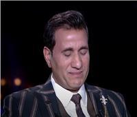 بكاء أحمد شيبة في «شيخ الحارة»: كان نفسى أبويا يشوفني وأنا ناجح