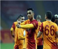 مصطفى محمد يسجل هدفين ويقود «جالاتا سراي» لقمة الدوري التركي | فيديو