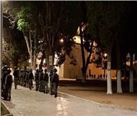 قوات الاحتلال تجدد اقتحامها لـ«المسجد الأقصى»