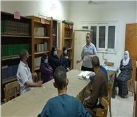 مردود الثقافة المصرية على الفرد والمجتمع في صالون «ثقافة أبوتيج»