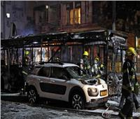 بالفيديو| 12 مصابا باشتباكات «اللد».. واحتفالات فلسطينية بالسيطرة على المدينة