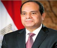 برقيات تهنئة بعيد الفطر المبارك من المحافظين للرئيس السيسي