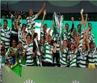 سبورتينج لشبونة يحسم تتويجه بلقب الدوري البرتغالي
