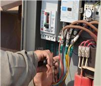شرطة الكهرباء تضبط 13 ألف قضية سرقة تيار خلال 24 ساعة