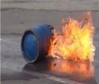 إصابة 5 أشخاص بحروق في انفجار اسطوانتي غاز بالشرقية