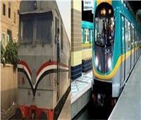 «النقل»:تكثيف إجراءات المتابعة بالسكة الحديد ومترو الأنفاق خلال العيد