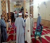 أوقاف المنيا تشكل لجنة لمتابعة المساجد خلال صلاة العيد
