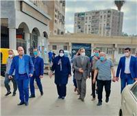 النيابة تبدأ تحقيقاتها لمعرفة أسباب حريق مستشفى صدر كفر الشيخ