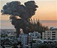 باستخدام 7 صواريخ.. قصف إسرائيلي عنيف غرب مدينة غزة