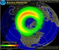 عاصفة جيومغناطيسية قوية على كوكب الأرض