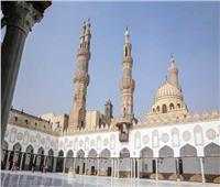 وعاظ الأزهر  يؤدون صلاة وخطبة العيد من (١٥٨٠) مسجد