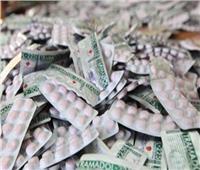 ضبط كمية كبيرة من الأقراص المخدرة مع راكب أجنبي بمطار القاهرة