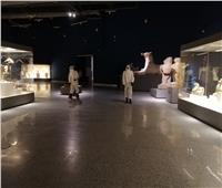 لاستقبال زوار العيد.. الانتهاء من أعمال تعقيم وتطهير متحف شرم الشيخ