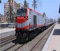 انتظام حركة قطارات السكة الحديد أول أيام عيد الفطر