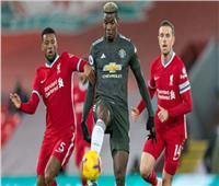 كافاني في الهجوم.. التشكيل المتوقع لمانشستر يونايتد أمام ليفربول